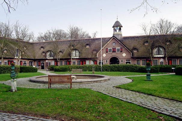 Hofstede Oud-Bussem / Farm Oud-Bussem ( K.P.C. de Bazel )