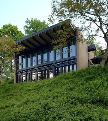 Woonhuis Van der Grinten / Private House Van der Grinten ( L.J. Heijdenrijk (ED) )