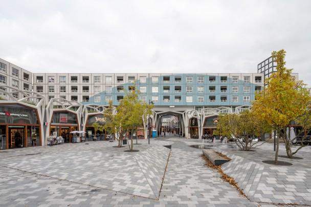 Stadskwartier Nieuwegein / Urban Quarter Nieuwegein ( E.M. van der Pol (Dok architecten) )