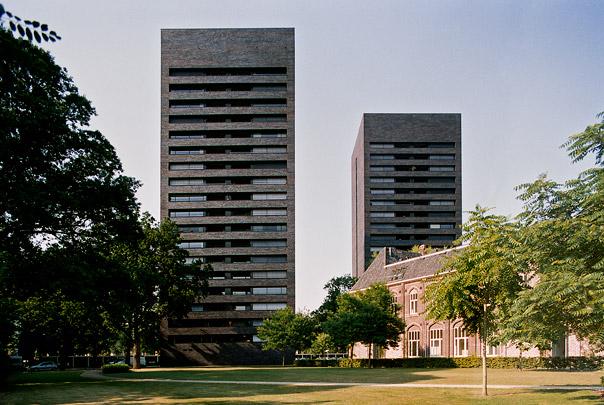 Woongebouwen Het Cenakel / Housing Blocks Het Cenakel ( Bedaux De Brouwer Architecten )