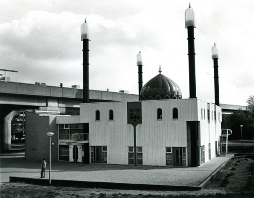 Taibah Moskee / Taibah Mosque ( P.I.M. Haffmans )