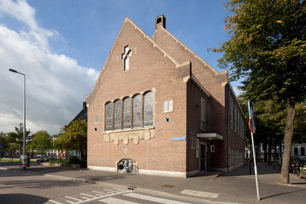 Kerkenpad Rotterdam / Foreign Church Route ( Diverse architecten )