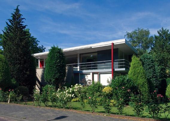 Woonhuis Uitenbroek / Private House Uitenbroek ( H.P.C. Haan )