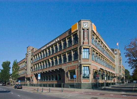 Kantoorgebouw De Nederlanden van 1845 Den Haag (Raamweg) / Office Building De Nederlanden van 1845 Den Haag (Raamweg) ( H.P. Berlage )