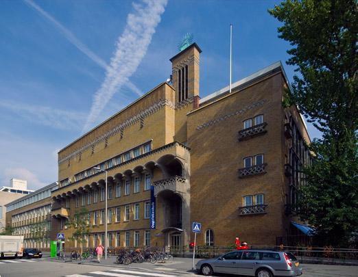 Oogziekenhuis / Eye Hospital ( A. van der Steur, W.A.C. Herman de Groot, K.I. Ruige )