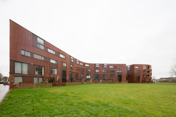 Woningbouw Parkrand / Housing Parkrand ( E.L.J.M. van Egeraat (EEA) )