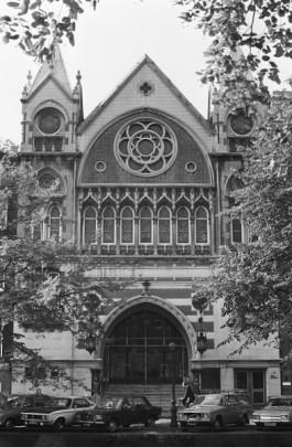 Gereformeerde kerk Amsterdam (Keizersgrachtkerk) / Reformed Church Amsterdam (Keizersgrachtkerk) ( G.B. Salm, A. Salm GBzn )