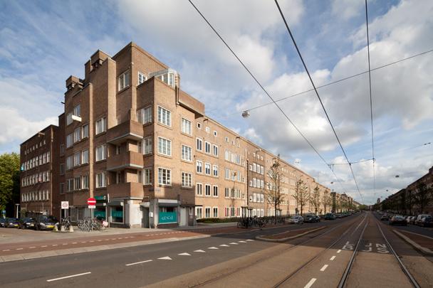 Woningbouw Plan-West (Van der Mey) / Housing Plan-West (Van der Mey) ( J.M. van der Mey )