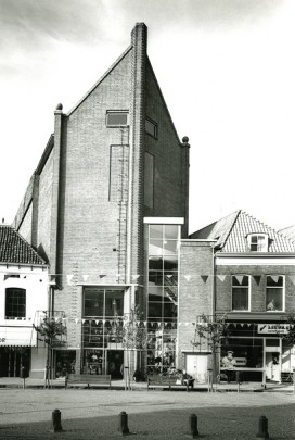 Bioscoop De Kroon / Cinema De Kroon ( H.J. Voogden )