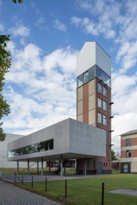 Renovatie Slangentoren Breda / Renovatie Slangentoren Breda ( Grosfeld van der Velde )