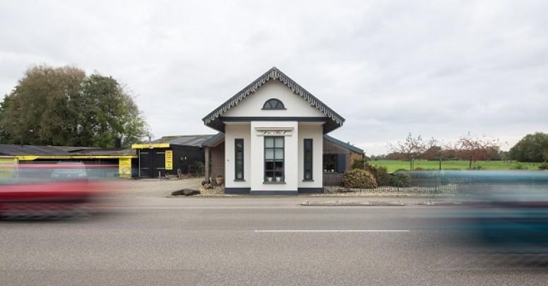 Tolhuisje Lunteren / Tolhuisje Lunteren ( Architect onbekend )
