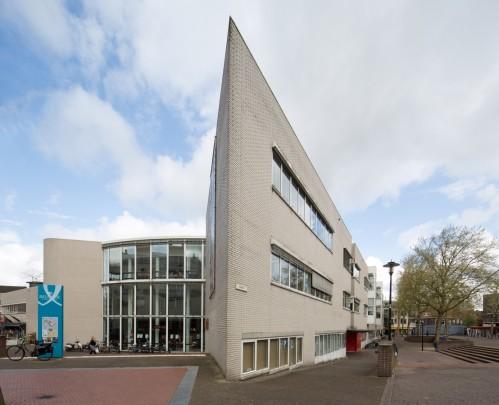 Bibliotheek, Muziekschool Zeist / Library, School of Music Zeist ( J. Hoogstad )