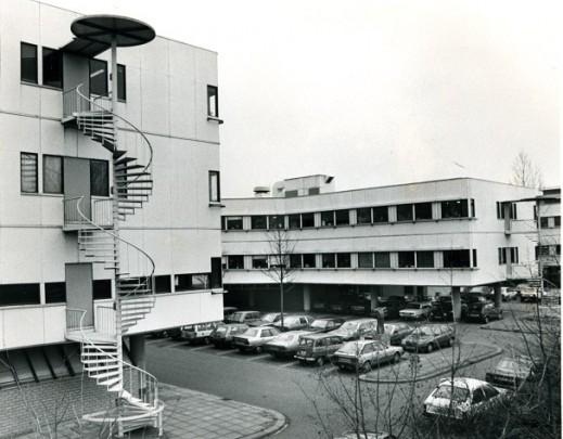 Rijkskantoorgebouw Lelystad / Government Office Building Lelystad ( E.J. Jelles )