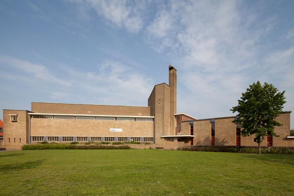 Nassauschool Hilversum / Nassauschool Hilversum ( W.M. Dudok )