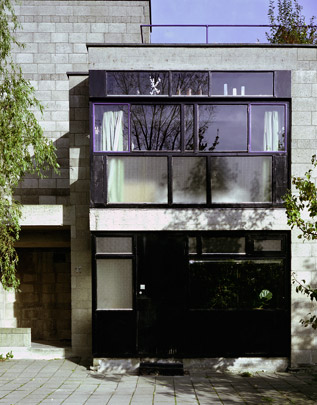 Diagoonwoningen / Diagoon dwellings ( H. Hertzberger )