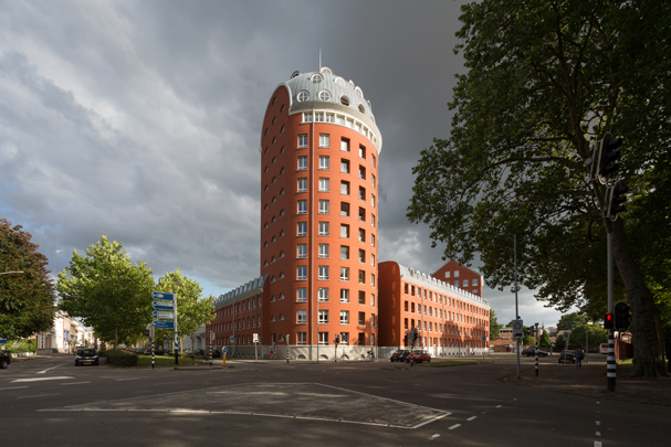Woningbouw Poort van Breda / Housing Poort van Breda ( Ch. Vandenhove )