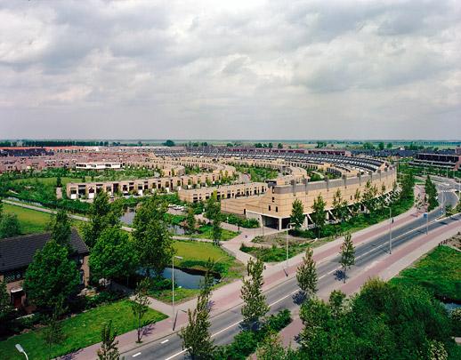 Woningbouw Arenaplan / Housing, Urban Design Arenaplan ( C.J.M. Weeber )