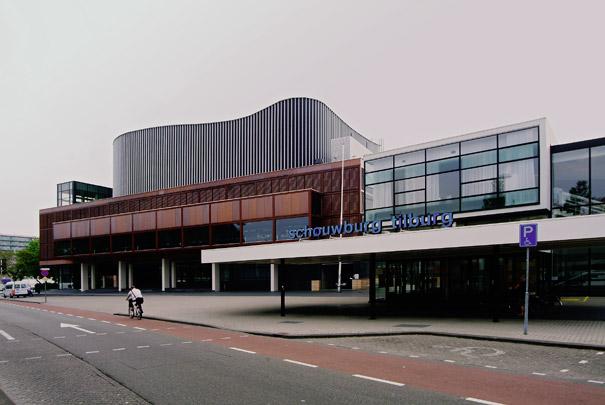 Kunstcluster Tilburg / Arts Cluster Tilburg ( J.M.J. Coenen )