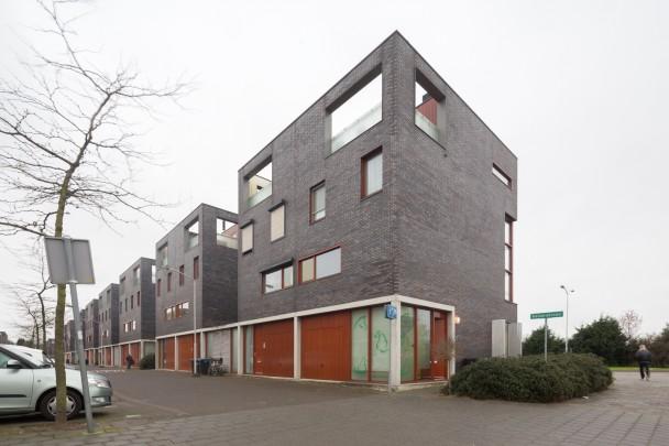 Woningbouw Kraaihoek–Noord / Housing Kraaihoek–Noord ( Dobbelaar De Kovel De Vroom (DKV) )