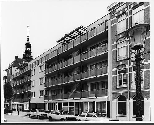 Woningbouw Dapperbuurt / Housing Dapperbuurt ( Duinker Van der Torre Duvekot )