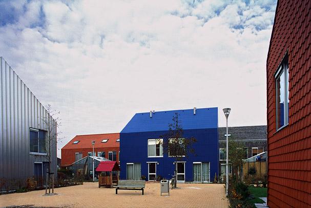 Woningbouw Hageneiland / Housing Hageneiland ( MVRDV )