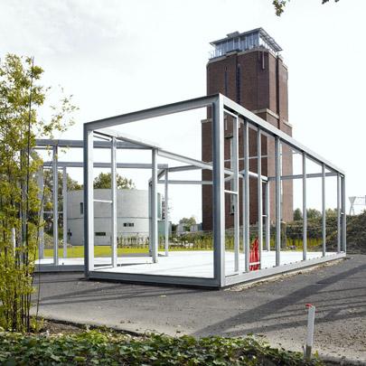 Paviljoen IK / IK Pavilion ( J. van Munster )
