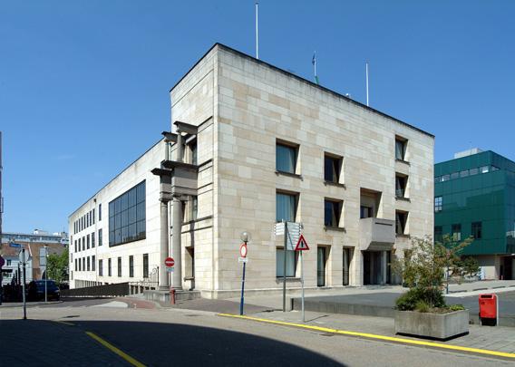 Raadhuis Heerlen / Town Hall Heerlen ( F.P.J. Peutz )