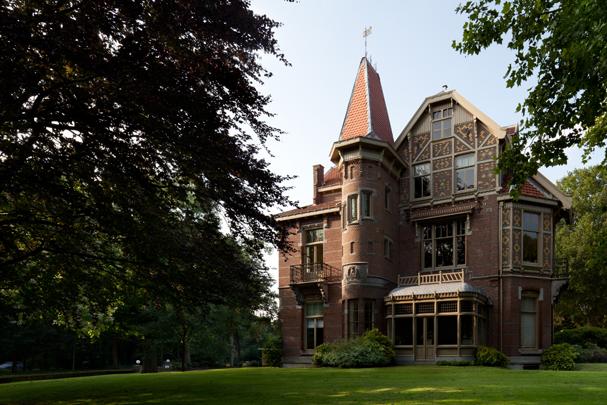 Woonhuis Henriëtte / Private House  Henriëtte ( A.L. en J.G. van Gendt )