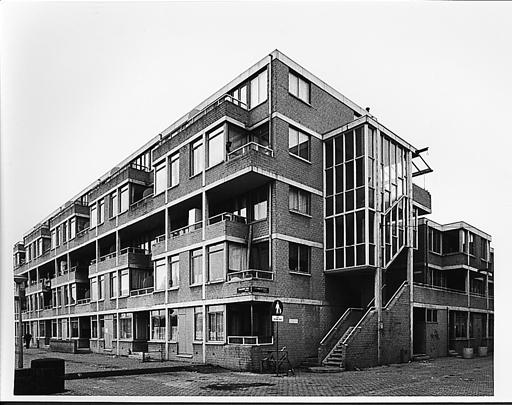 Woningbouw Westerdok / Housing Westerdok ( P. de Ley )