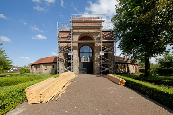 RK Bonifatiuskapel / Roman Catholic Bonifatius Chapel ( H.W. Valk )