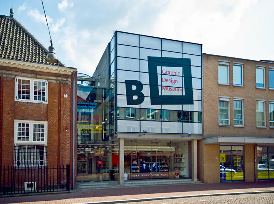 Graphic Design Museum / Graphic Design Museum ( J.J.H.M. van Heeswijk )