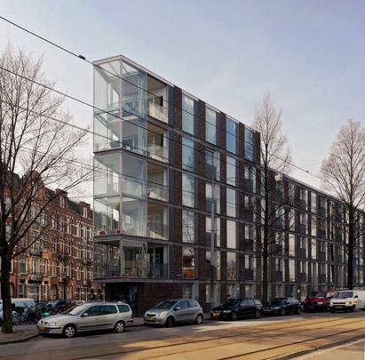 Woningbouw Celebesstraat / Housing Celebesstraat ( H.L. Zeinstra (Atelier Zeinstra Van der Pol) )