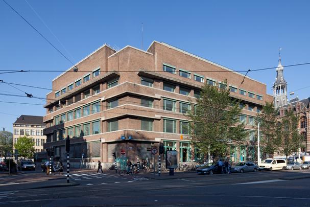 Rijkskantoorgebouw voor Geld- en Telefoonbedrijf (W Hotel) / Rijkskantoorgebouw voor Geld- en Telefoonbedrijf (W Hotel) ( J. Crouwel jr. )