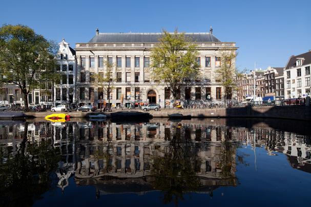 Nederlandsch-Indische Handelsbank (Postkantoor) / Bank Building (Post Office) ( J.P.F. van Rossem, W.J. Vuyk  )
