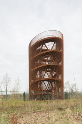Observatorium Máximapark / Observatory Máximapark ( L. Lenglet  )