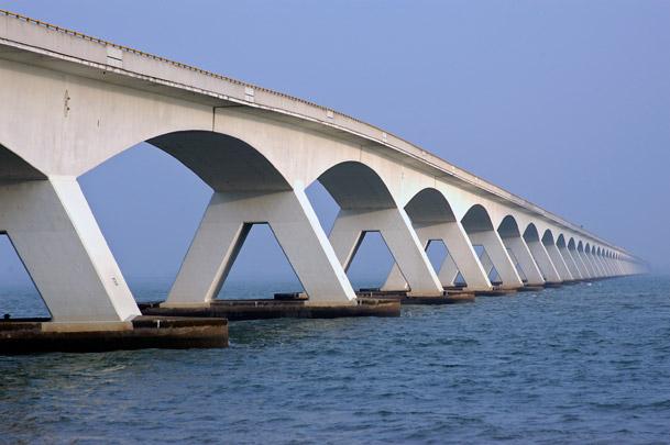 Zeelandbrug / Zeeland Bridge ( Rijkswaterstaat )