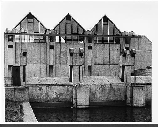 Boezemgemaal Halfweg / Pumping Station Halfweg ( D. Slebos )
