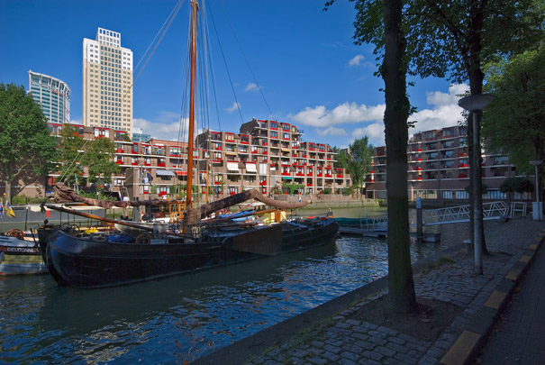 Woningbouw Leuvehaven / Housing Leuvehaven ( A.J. ter Braak (Apon Van den Berg Ter Braak Tromp) )