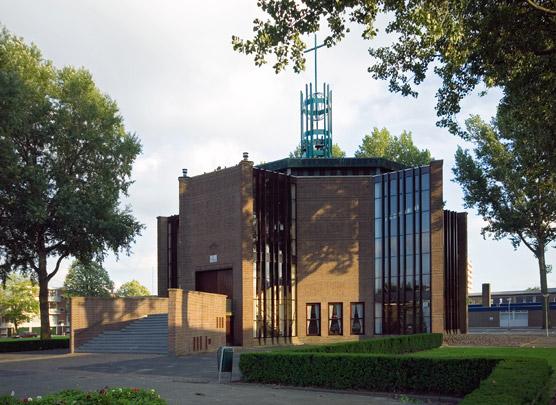 NH Morgensterkerk Rotterdam / Church Rotterdam ( H.W.M. Hupkes, W.C. van Asperen )