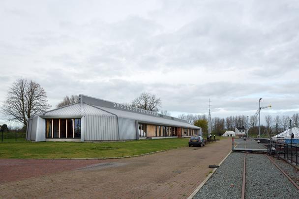 Werkloods Jan Blanken / Werkloods Jan Blanken ( TWA architecten )