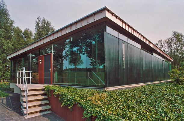 Woonhuis Laminata / Private House Laminata ( Kruunenberg Van der Erve )