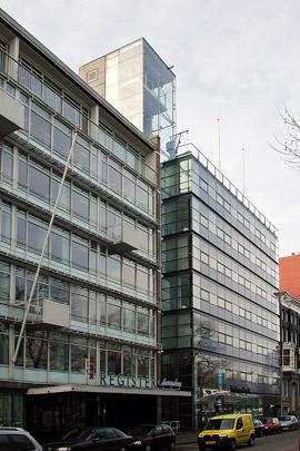 Kantoorgebouw Stadhouderskade / Office Building Stadhouderskade ( J.J.H.M. van Heeswijk )