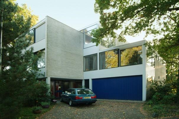 Woonhuis Van Slobbe / Private House Van Slobbe ( Rietveld Van Dillen Van Tricht )