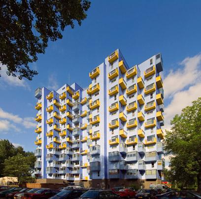 Ouderenhuisvesting Siloam / Elderly Housing Siloam ( A. Krijgsman, J. van Duin )