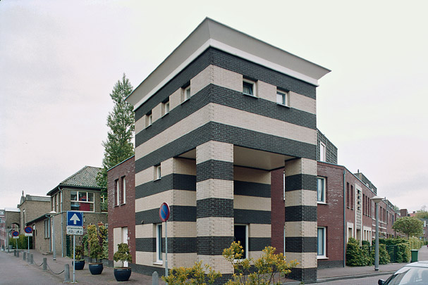 Woningbouw Noorderhof / Housing Noorderhof ( Krier & Kohl i.s.m. diverse architectenbureaus )