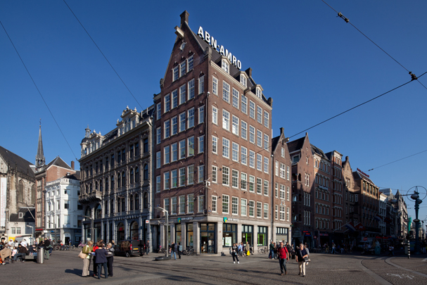 Incassobank Amsterdam / Incassobank Amsterdam ( J. Gratama )
