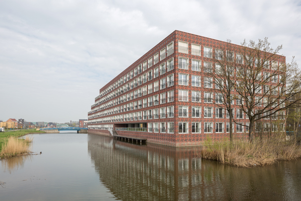 Woongebouw Viermeren (Waterrijk) / Housing Block Viermeren (Waterrijk) ( Van Sambeek & Van Veen )