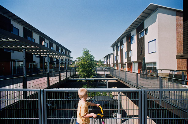 Woningbouw De Landjes / Housing De Landjes ( F.M.J. Houben (Mecanoo) )