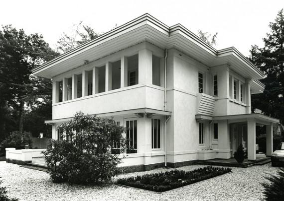 Woonhuis Lucretia / Private House Lucretia ( J.A. Heuvelink )