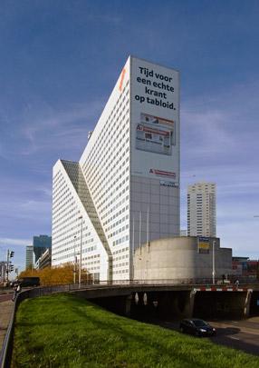 Kantoorgebouw Willemswerf / Office Building Willemswerf ( W.G. Quist )